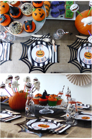 Hand made Halloween treats
