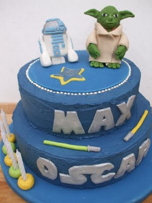 May the Force be With You – a Star Wars Birthday