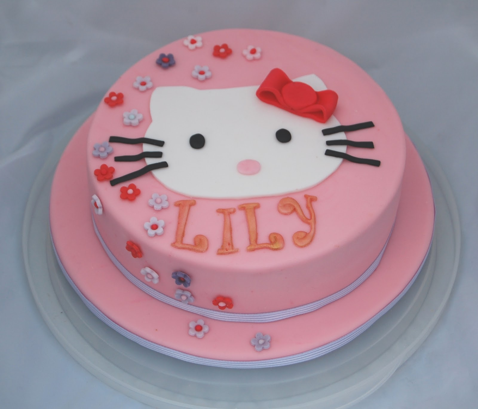 Magnificent Hello Kitty Birthday Cake And A Big Chocolate Eight Vanilla Personalised Birthday Cards Paralily Jamesorg