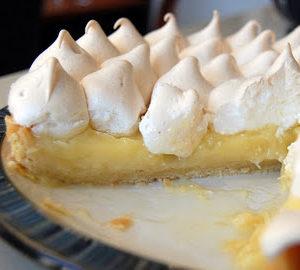 Tea Time Treats – Delia's Lemon Meringue Pie