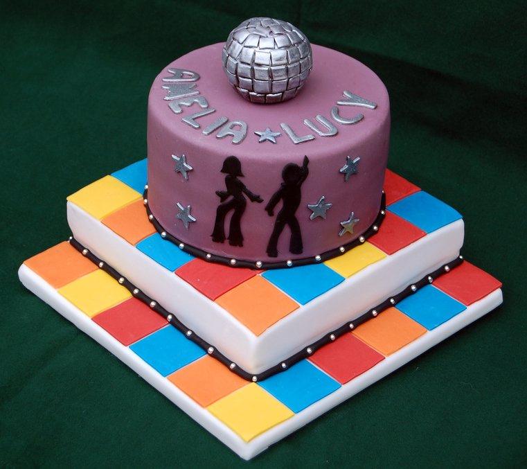 Strange D I S C O Vanilla Frost Cakes Funny Birthday Cards Online Hendilapandamsfinfo