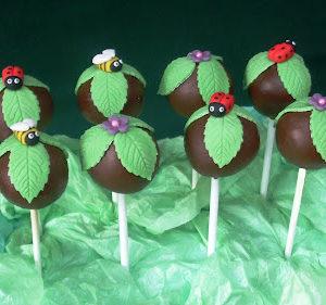 English Country Garden Cupcakes – Calendar Cakes