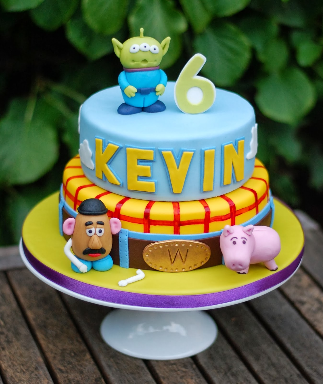 Incredible Toy Story Birthday Cake Vanilla Frost Cakes Personalised Birthday Cards Rectzonderlifede