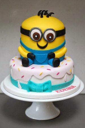 Minions Birthday Cakes