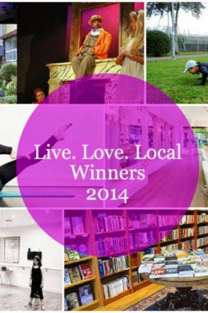 Live Love Local Winner – Best Cake Maker 2014